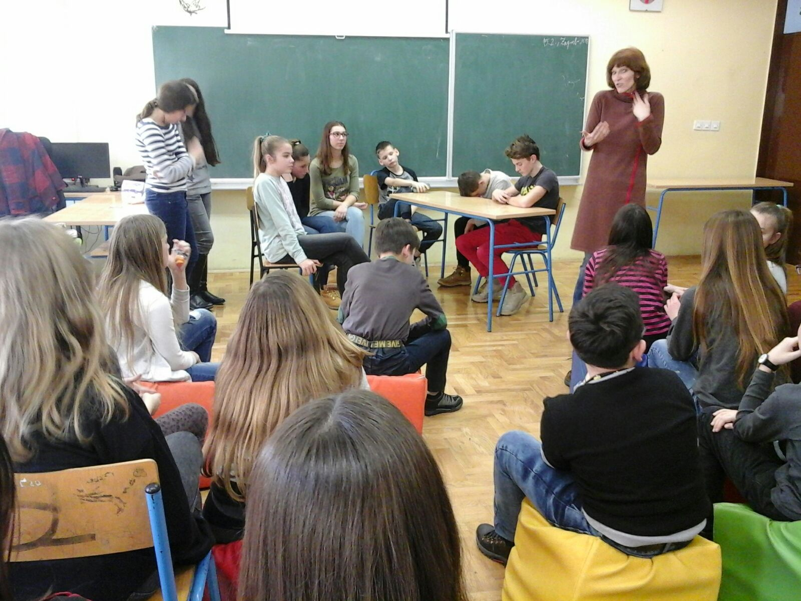 Osnovna Skola Ivana Mestrovica Zagreb Naslovnica Dan