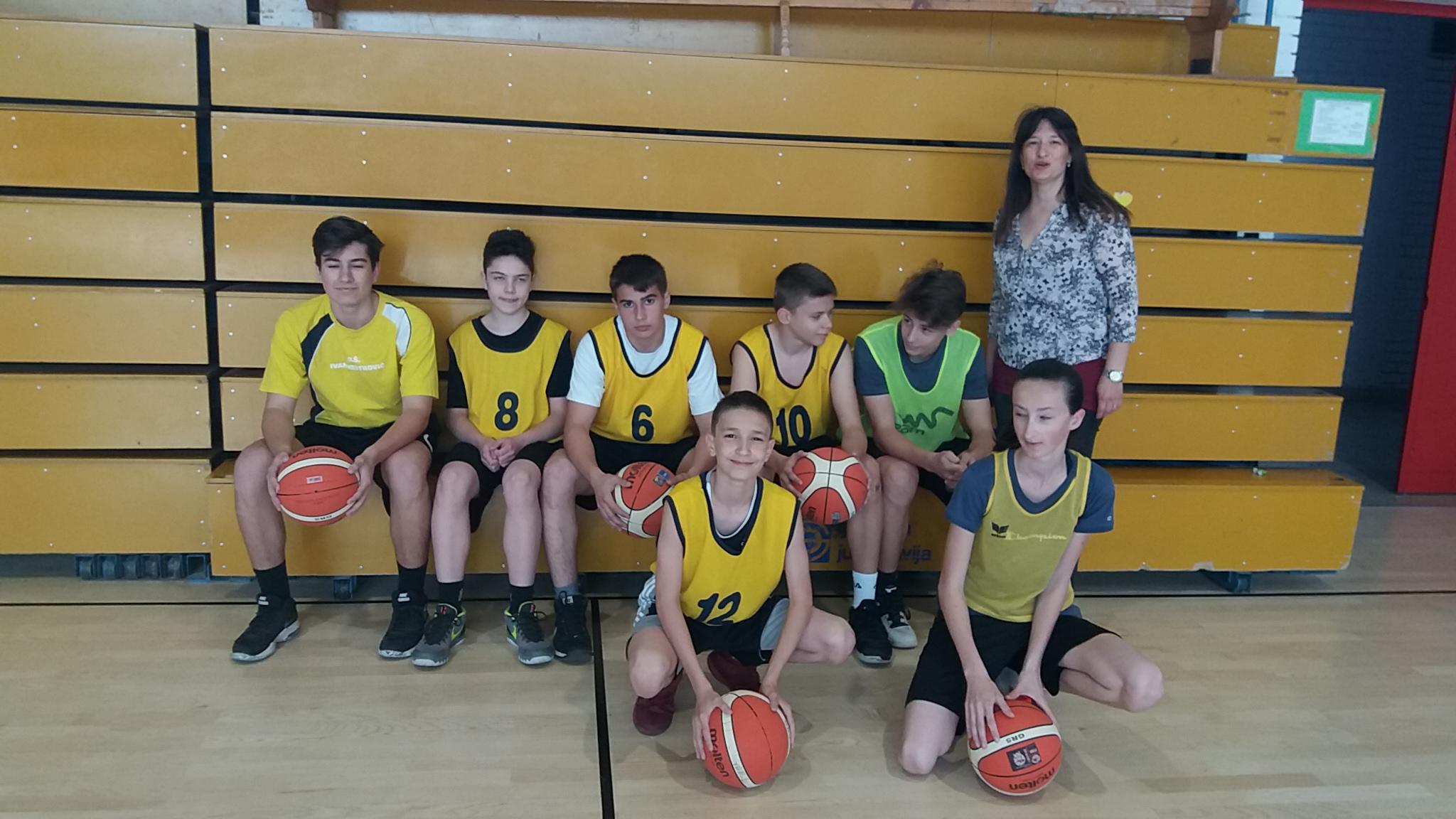 Osnovna Skola Ivana Mestrovica Zagreb Vikendom U Sportske